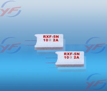 Temperature Fuse Wire-wound Resistor