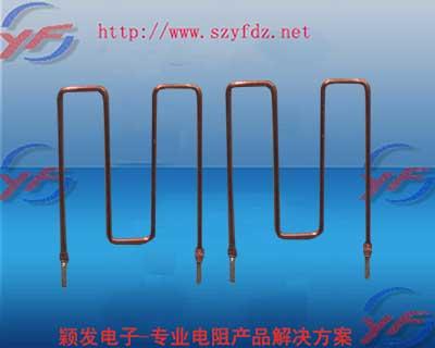 M-type milli-ohm resistors