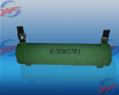 RX20大功率涂漆绕线电阻30W