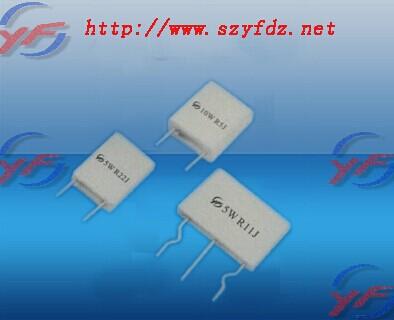 5W低阻值水泥无感电阻
