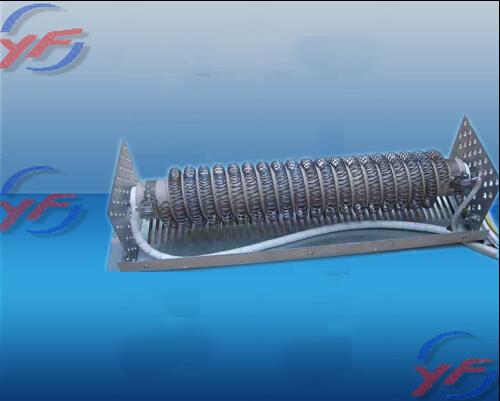 弹簧绕线型功率泄放制动电阻器