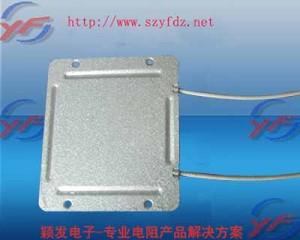 超薄型铁外壳绕线电阻器