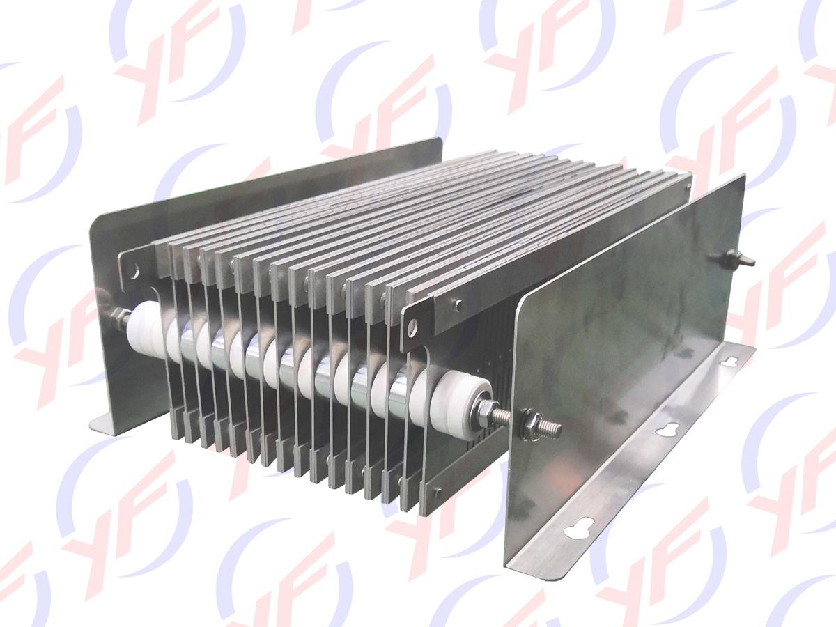 Crowbar合金片风电变流电阻器