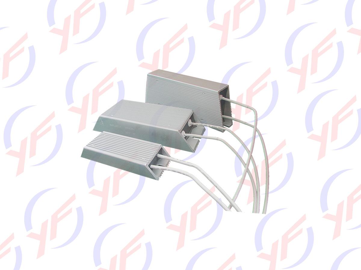 10W~500W梯形铝外壳功率电阻