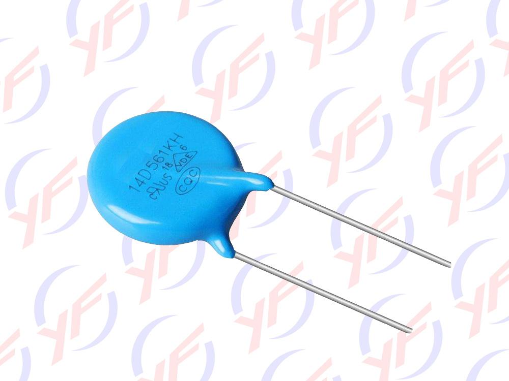 14D系列压敏电阻器