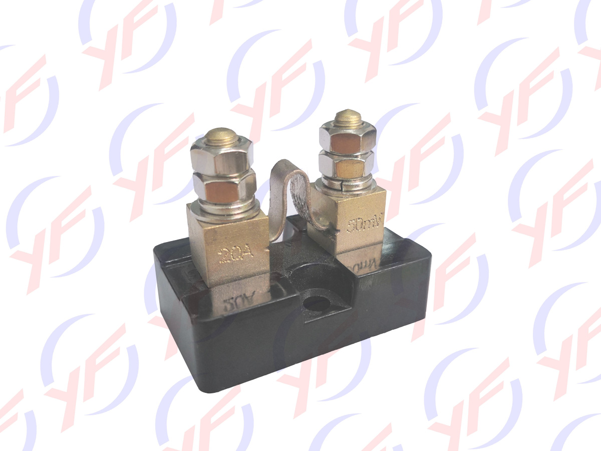 FL3-20A带基座分流器