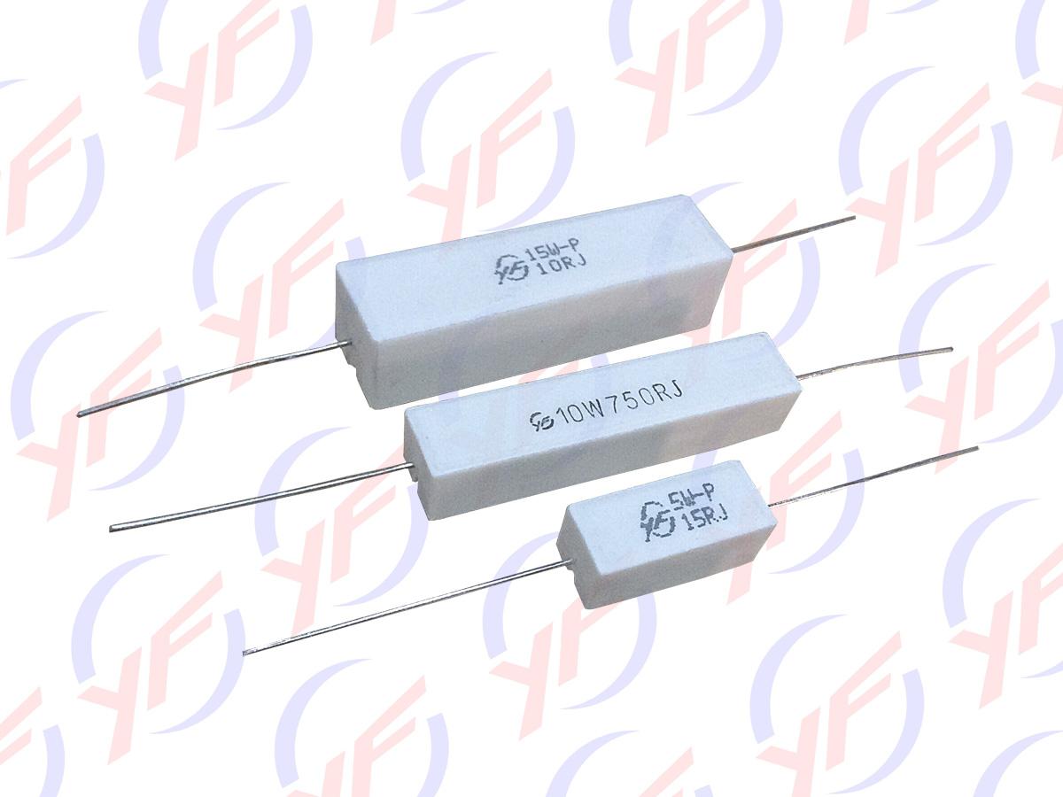 SQP导线式水泥电阻