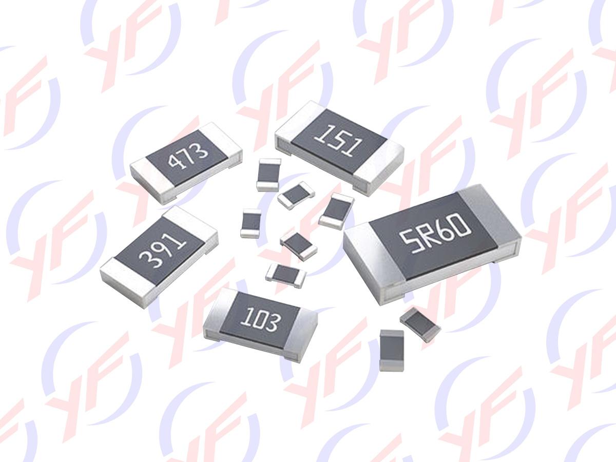 贴片RSMD电阻器